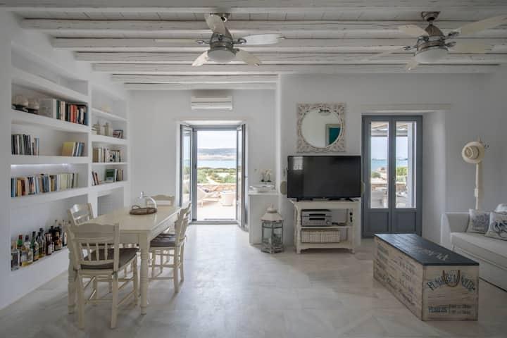 Paros , Pounta Antiparos Family Compound Villas