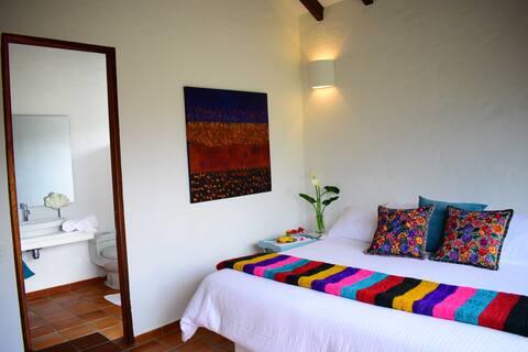 Luxury Room - Mountain View Pangote / Casa Granada