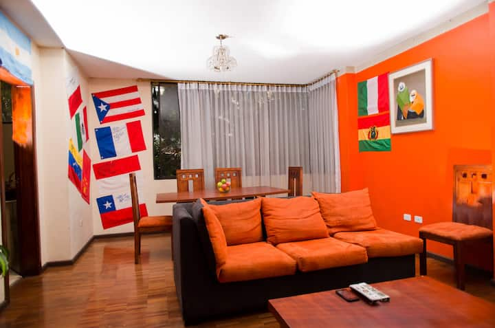 Best place to stay in Quito Ecuador