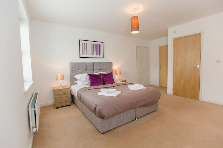 Abbey Field Executive Apartments by PLL - Colchester - Apartemen