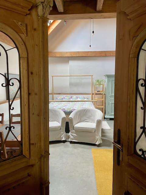 Sfeervol guesthouse Oosterhesselen