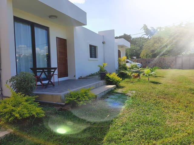 Modern House near Albion Beach