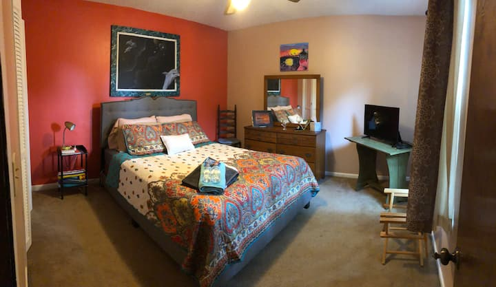 Official Funologist - Private B&B Central Location
