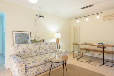 1BR artistic apt, fresh air to breathe - Pechino - Appartamento