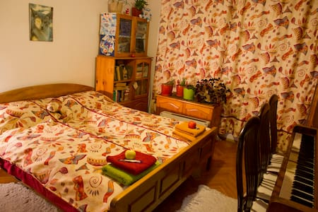 Quiet and comfortable room - Burgas