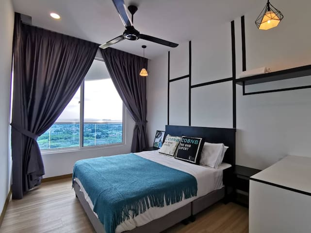 The Wave Malacca 2BR Suites w Pool View #TW112