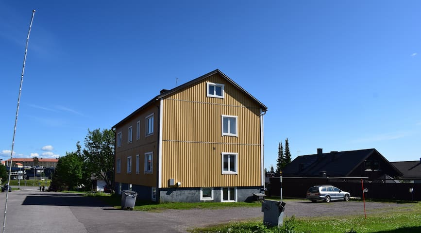 (7) Apartment in central Kiruna