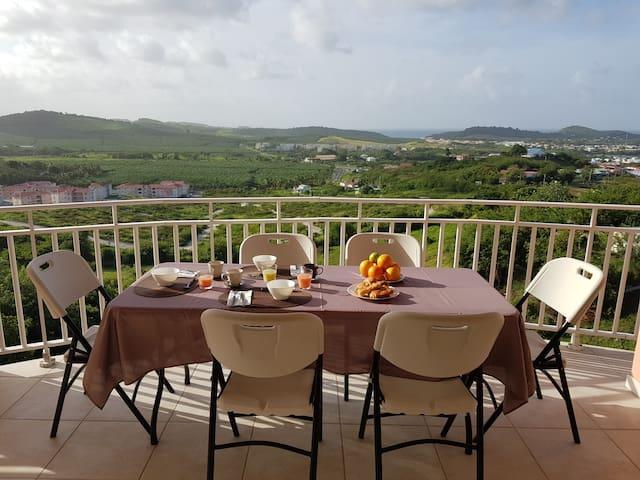 Villa Bel Horizon Martinique