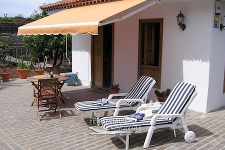 Lovely Casita 1 Km from the beach - Icod de los Vinos