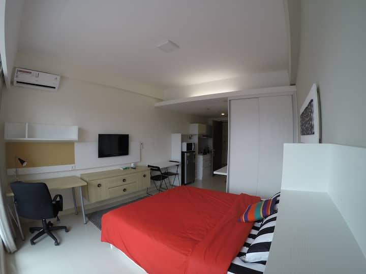 Magnolia Studio Apartment at Galeri Ciumbuleuit 3