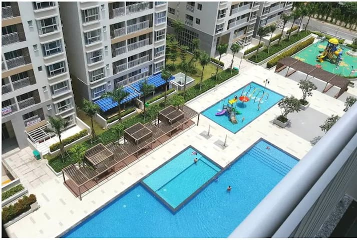 Apart  at Scenic valley*Near Golf*Free pool,GYM