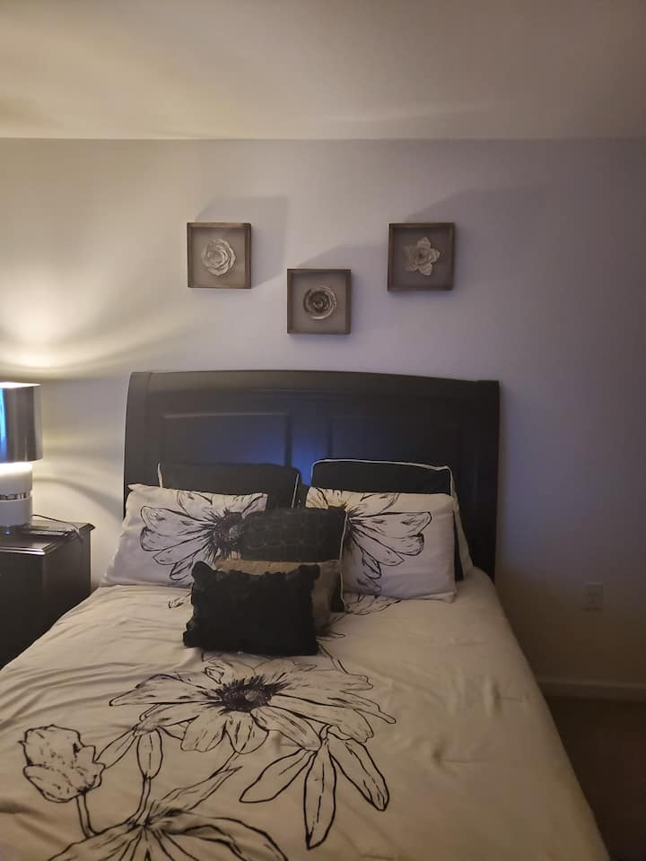 Army Veteran's safe home away from home!