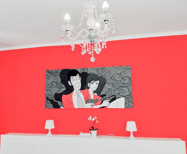 Lupin room Trento Centro