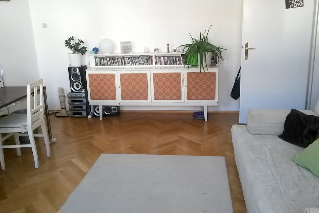 your privat room