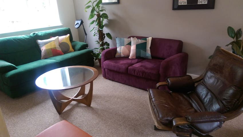 Stunning pet friendly mews house in Whalley Range. - Manchester - House