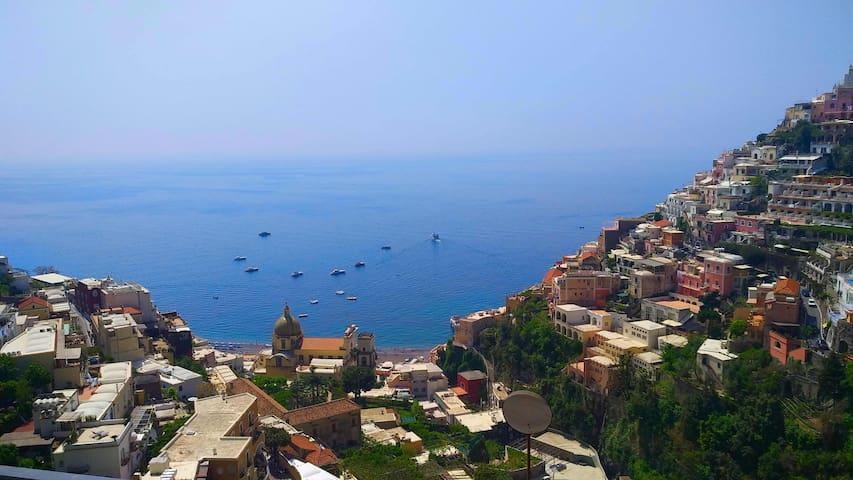 Casa Teresita - Cimmino Amazing Blue Sea View