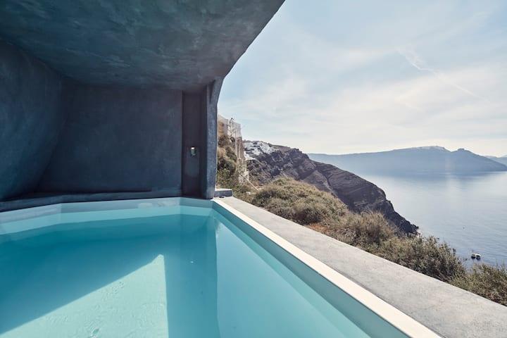 Secret Escape Villa with Private Pool & Sea View!!