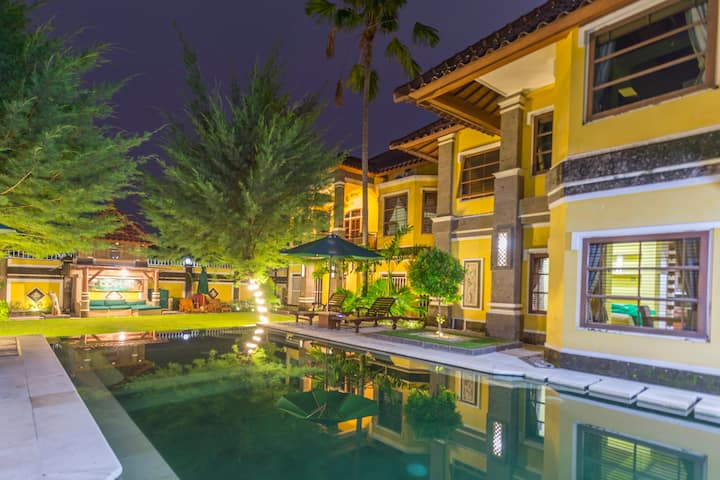 Sanur 2 Bedroom Hidden Paradise Villas