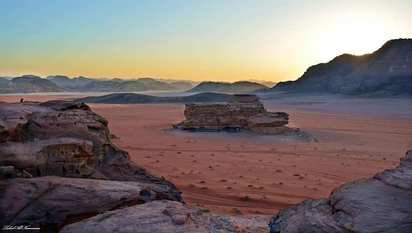 Wadi rum /life the bedouin /Magic Night