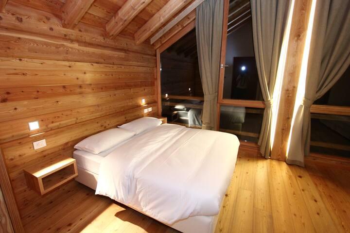Double room in Pra de la Casa - Sant'Antonio di Mavignola - Bed & Breakfast