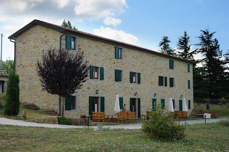 AGRITURISMO PRATO GRANDE - APPARTAMENTO N. 6 - Loiano - Apartament