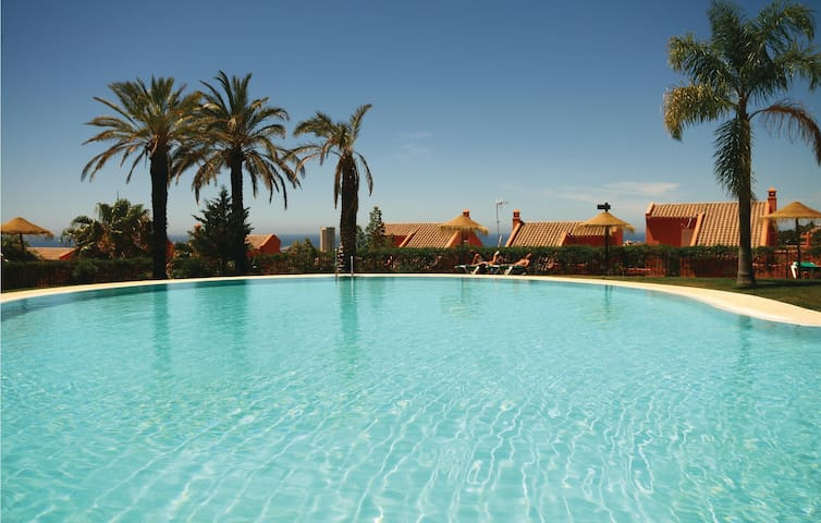 Holiday apartment with 1 bedroom on 43m² in Marbella