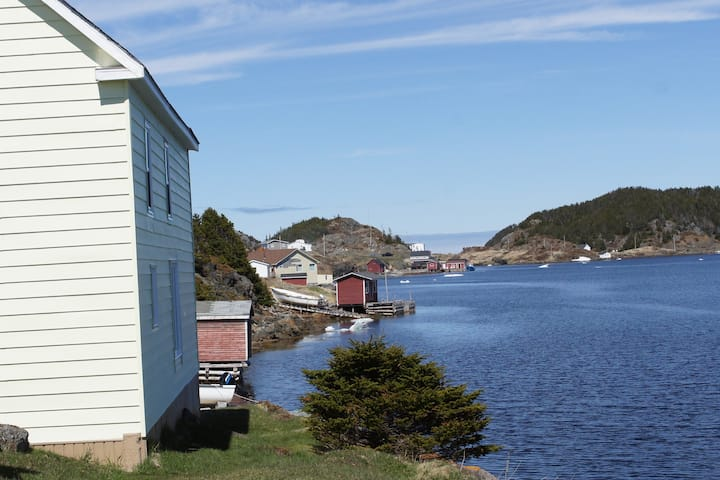 Salt Harbour Cottage