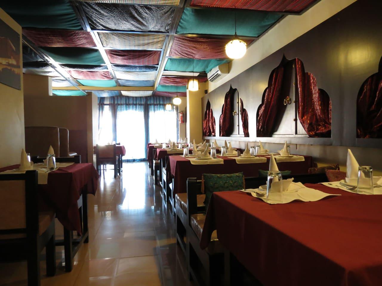 manuhar restaurant