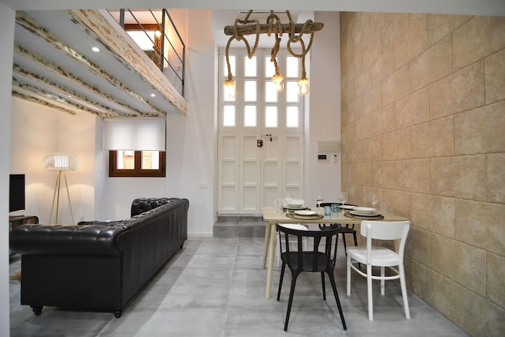 Charming style LOFT in old town Palma