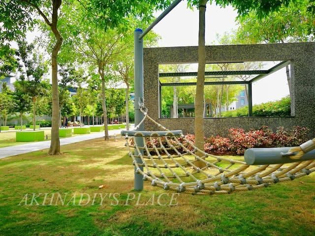 Amazing Waterfront Garden Studio - Kota Kinabalu - Condo