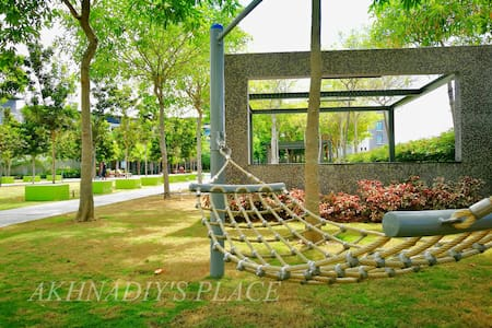 Amazing Waterfront Garden Studio - Kota Kinabalu - 公寓