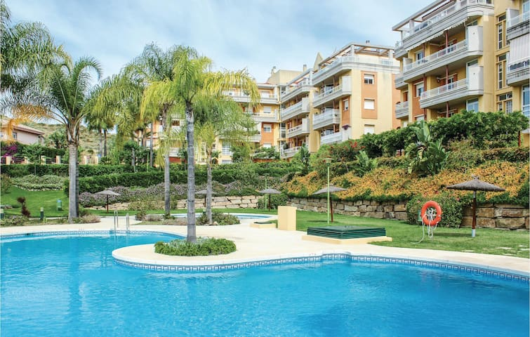 Holiday apartment with 3 bedrooms on 94m² in Mijas Golf