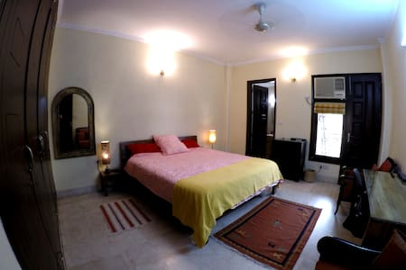 You will love our large double room - Neu-Delhi
