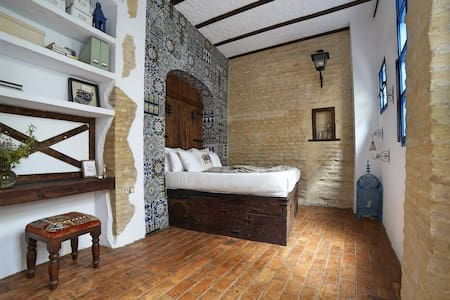 Restoring 500 year old house in Barrio Santa Cruz - Siviglia - Casa