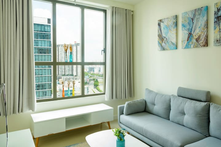 Icon56 Riverview 1 br Flat - 5mn walk to downtown