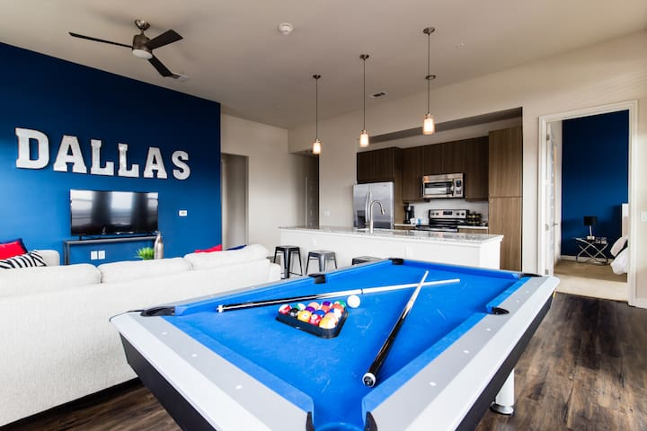 2BR Luxury Apt in The Heart of Uptown Dallas