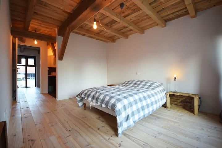 Superbe Grange rénovée - Plobsheim - Casa