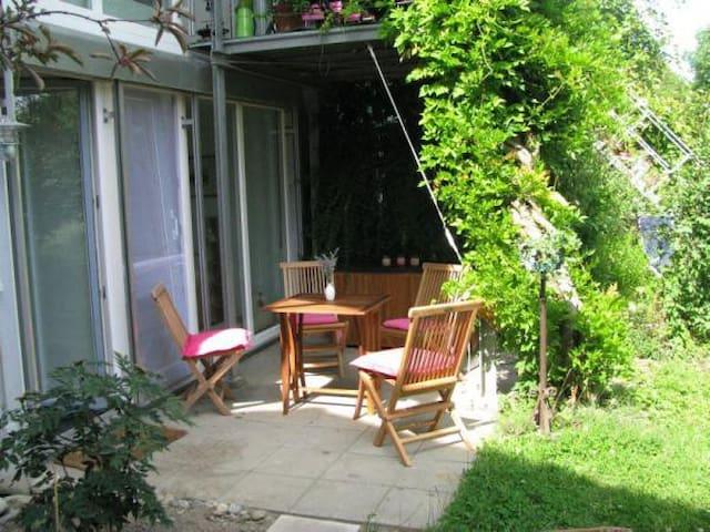 Oase im Grünen - Konstanz - Haus