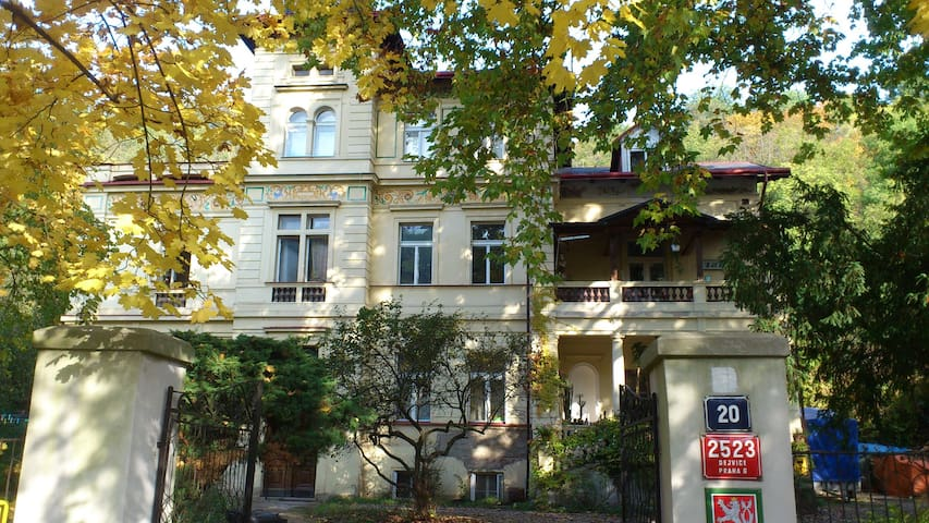 COSY APARTMENT in nature and close to the centre - Praha - Villa