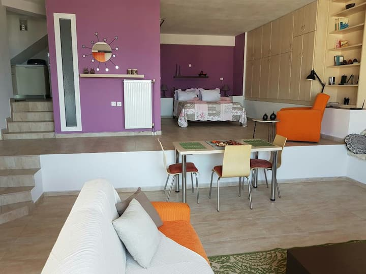 Colourful Apartment !