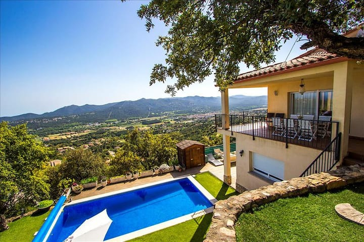 Catalunya Casas: Tranquil Costa Brava paradise, 6 km to the beach!