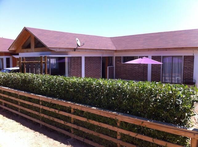 Hermosa casa en Mirasol, Algarrobo - Mirasol - Vacation home