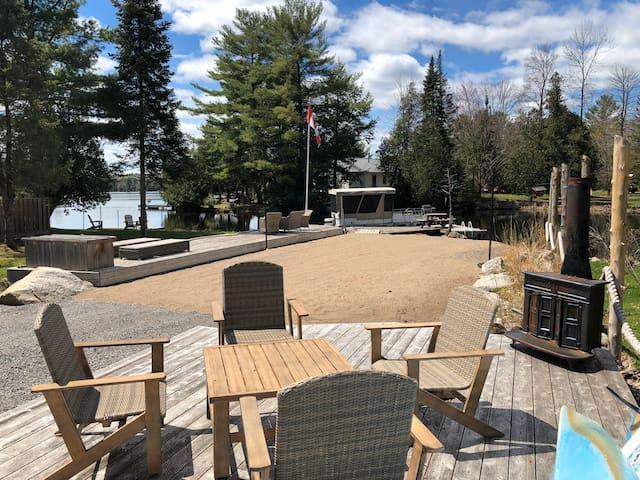 Granite Shores  Luxury Retreat