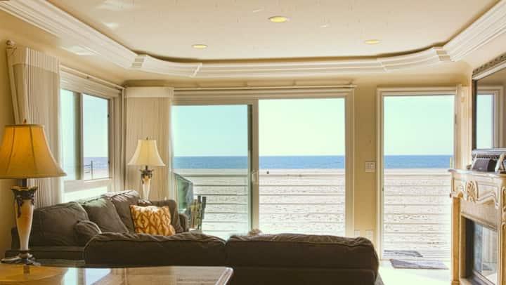 NEW! OCEANFRONT BEACH HOME, ENJOY SUMMER SALE NOW!