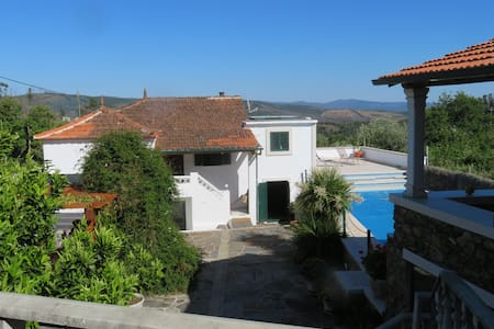 A Quinta da Colina - Charming Cottage with pool