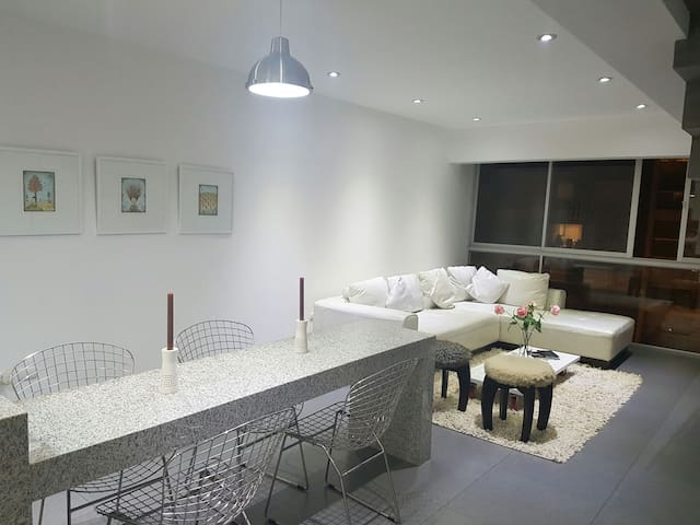 Departamento Duplex céntrico en Miraflores - Miraflores - Apartment