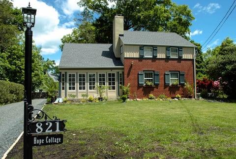 Hope Cottage - Une maison loin de chez soi