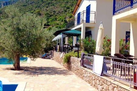 Villa Lidia /villa Héra - Leonidio - Ev