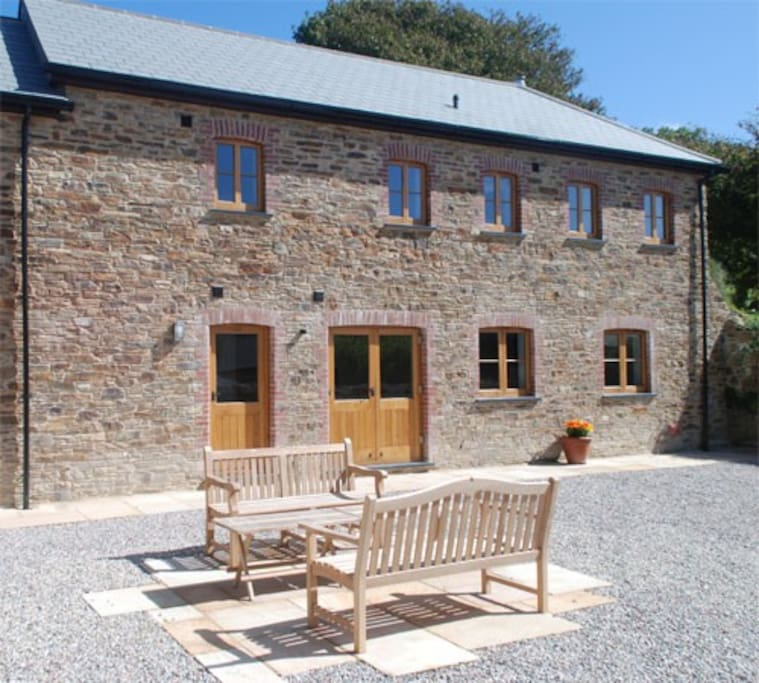 Welcome to the Piggery - our newly renovated barn, with courtyard and seating for your use