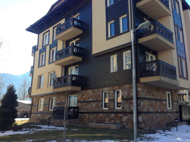Nice apartment in private SPA complex in Bansko - Bansko